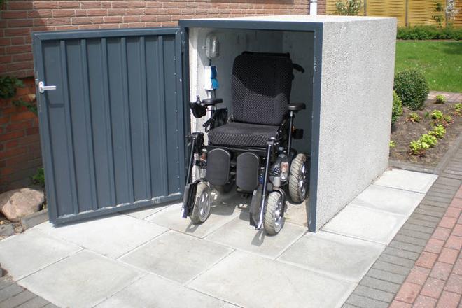 m lltonnenboxen m llboxen m llschr nke fahrradboxen. Black Bedroom Furniture Sets. Home Design Ideas